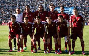 Selección Venezolana de Fútbol